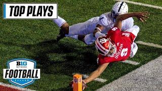 50 Of Indiana's Top Rushing Plays Of The 2020 Season   Big Ten Football