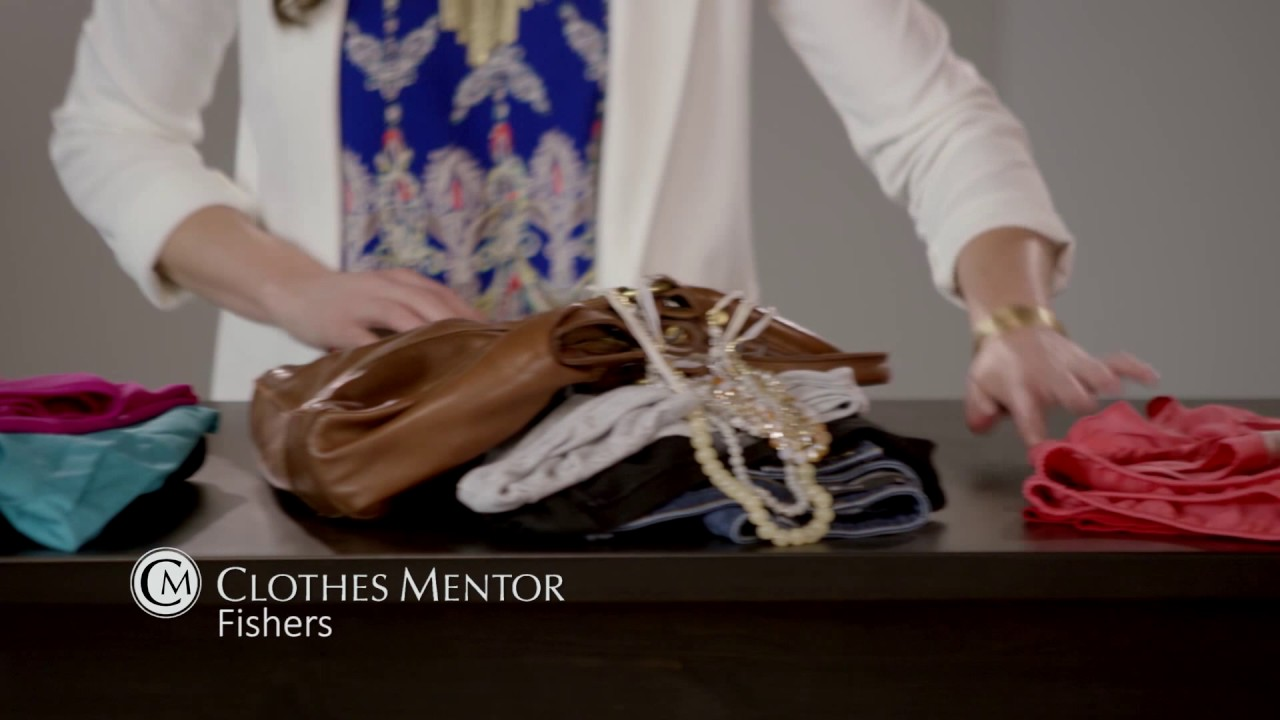 Clothes Mentor Fishers   Organizing Your Closet