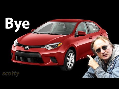Toyota is Going to Stop Making Cars