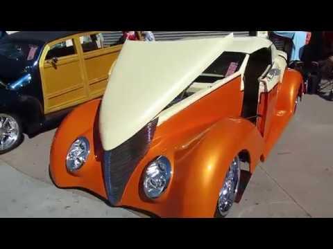 Anaheim High School Car Show 2017