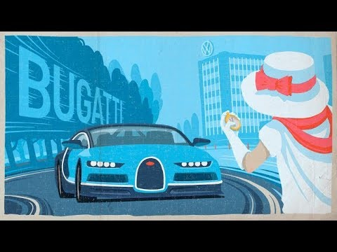 قصة -بوغاتي-.. تحفة فرنسية بهندسة ألمانية وأسلوب إيطالي  - نشر قبل 7 ساعة