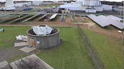 Lockheed Martin RMS Moorestown, NJ - 2.5MW Solar Field Construction