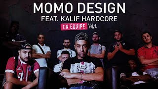 Naps Ft. Kalif Hardcore - Momo Design (Audio Officiel)