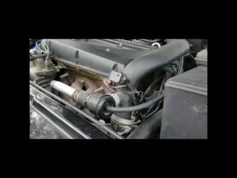Forge diverter valve Saab 95