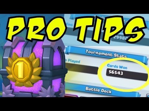 Clash Royale: 3 MUSKETEER DECK PRO TIPS w/ TAG [Clout Gaming]