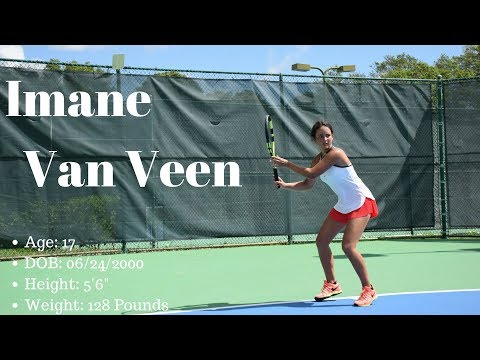Imane Vanveen College Recruitment