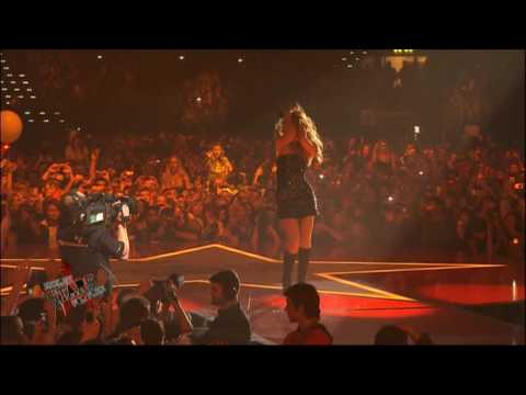 Shakira  She Wolf  Energy Stars For Free 09 Zurich HD
