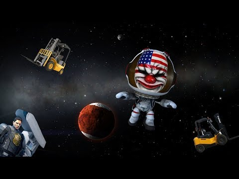 [Payday 2] Heister Space Program |
