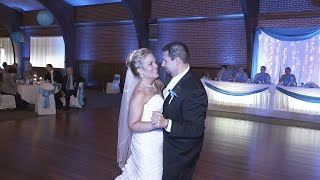 Wedding at Laube Hall in Freeport - DJ Pifemaster Productions