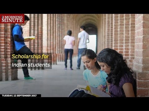 Scholarship for Indian students