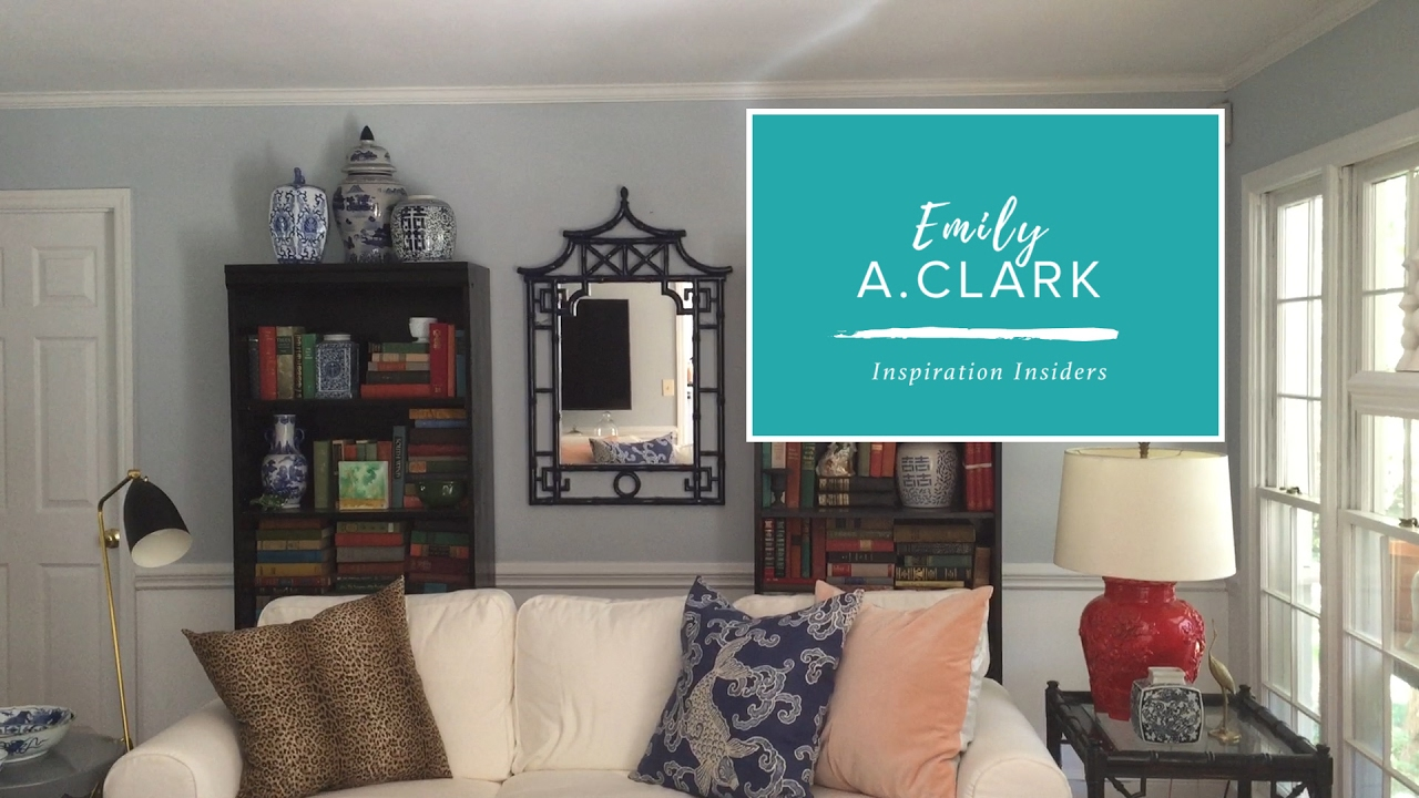 Style Secrets Decorating Blank Walls Emily A Clark