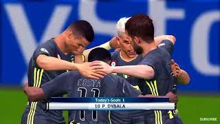 REAL MADRID vs JUVENTUS   Ronaldo Scored a Goal   Gameplay