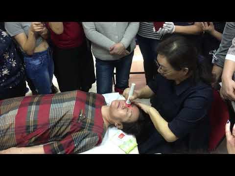 Ионный массажер Бьюти Девайс. Техника проведения массажа лица.