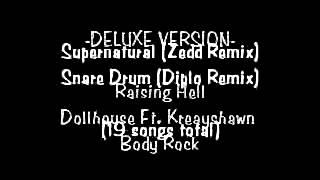 Ke$ha Album Tracklist 2012