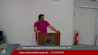 Câmara Municipal de Colina - 10ª Sessão Extraordinária  - 03/10/2019