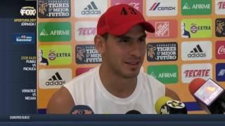 Nahuel Guzmán habló sobre los compromisos previos al Apertura 2017