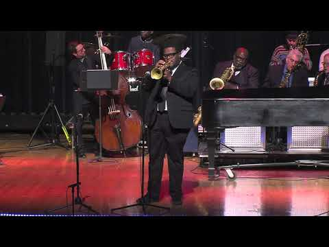 The Nearness of You  (feat. DeAndre Shaifer) - UDC Jazz Ensemble (dir. Allyn Johnson)