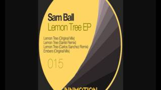 Sam Ball - Lemon Tree (Carlos Sanchez Inner Visions Remix)
