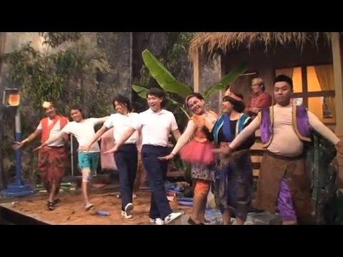 (Versi OVJ Opera Van Java) Senam yang iya iyalah - Indonesia (Atarimae Taiso)