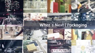 What's Next in Printed Packaging?