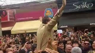 Bolsonaro nas ruas de Presidente Prudente/SP