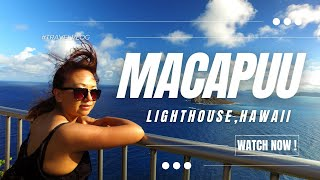 Makapu'u  Lighthouse Trail Hike  Traveling Vlog   Nepali Brewboy Channel
