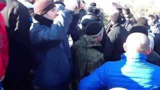 Жители Самура остановили незаконные строительные работы в Самурском лесу. 24 декабря 2013 . Часть 1(, 2013-12-26T14:01:48.000Z)