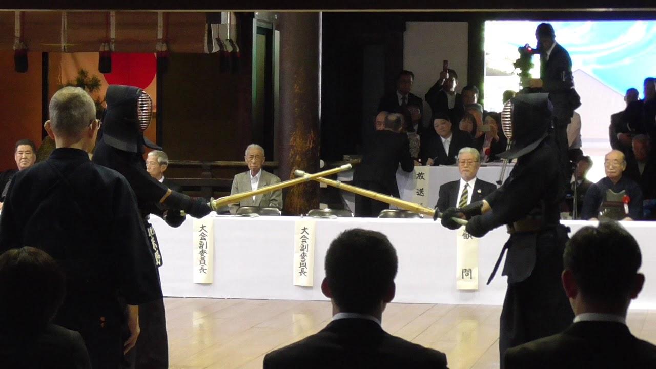 第114回 全日本剣道演武大会 範...