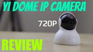 YI Dome Wireless Pan & Tilt Security Camera REVIEW