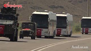 Թուրքիան սկսել է Սիրիայից հարյուրավոր ընտանիքներ տեղափոխել Արցախ