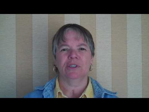 Robin Barfoot from Grand Ledge, MI talks about her support of the Blue Green Alliance