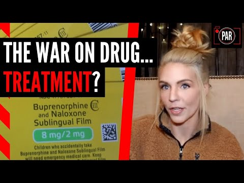 She was ARRESTED for trying to fight opioid addiction with legal medication