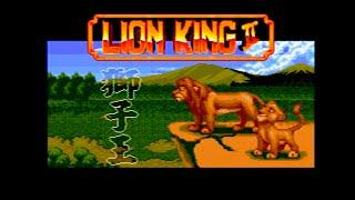 Mega Drive Longplay Lion King II