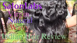 Salonlabs Review/Unboxing | Virgin Remy Indian Hair | Part 1