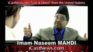 iCast UN Interview - Muslims for Peace Part II