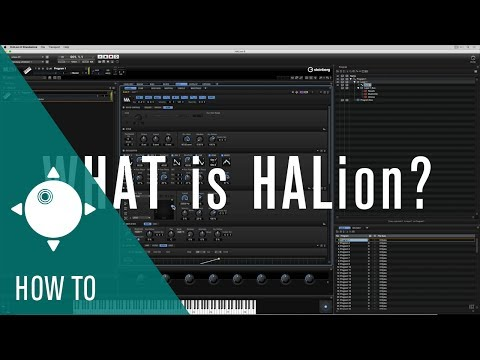 What is HALion   Getting Started with HALion