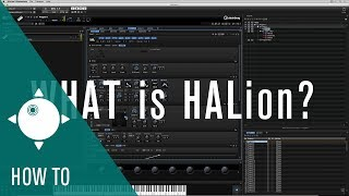 What is HALion | Getting Started with HALion