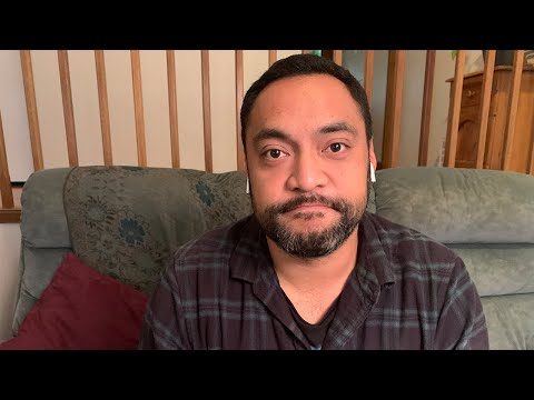 Anthony Taufa performs a monologue from Love and Information