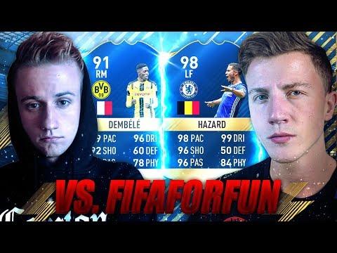 FIFA 17 : F8TAL TOTS VS. FIFAFORFUN - DIE FINALE ENTSCHEIDUNG!!!