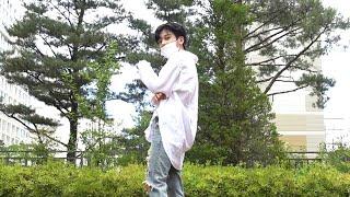 폭염속에서 BTS(방탄소년단) - 'Permission to dance' 춤추기 #short