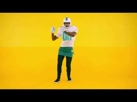 Subway NFL London Games Stop-Motion TV Ad 3