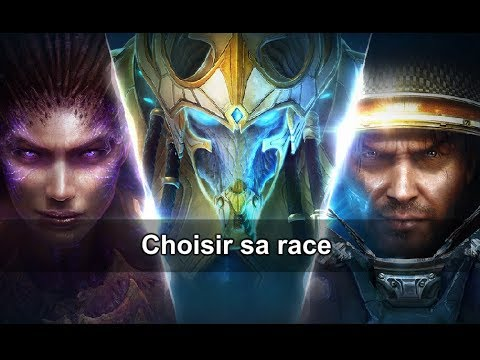 Starcraft 2 Races