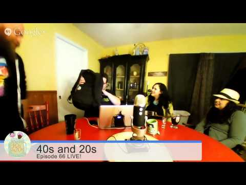 40s and 20s LIVE Episode 66