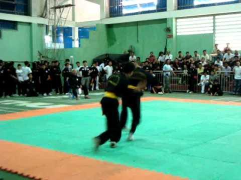 TSVĐ/Bình Thạnh - Đối luyện Tay không chống dao