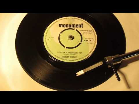 ROBERT KNIGHT - LOVE ON A MOUNTAIN TOP ( MONUMENT 1017 )