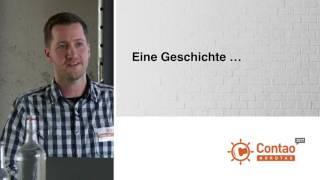 Dennis Erdmann - Fertige Themes vs. individuelles Design: Trend oder Faulheit? - Contao Nordtag