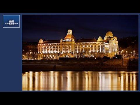 Danubius Hotel Gellért - Hotel in Budapest - Hungary, Ungarn