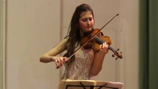 J. Brahms - Scherzo dalla Sonata FAE -  Emma Arizza e Ana Bursać