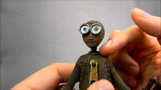 NECA 9 Character 9 Review