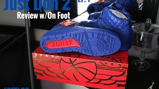 Just Don 2 Review & On Foot #SFTLOS